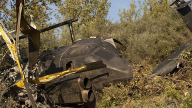 Rrëzohet helikopteri  vdes gurvenatori dhe katër zyrtarë të lartë