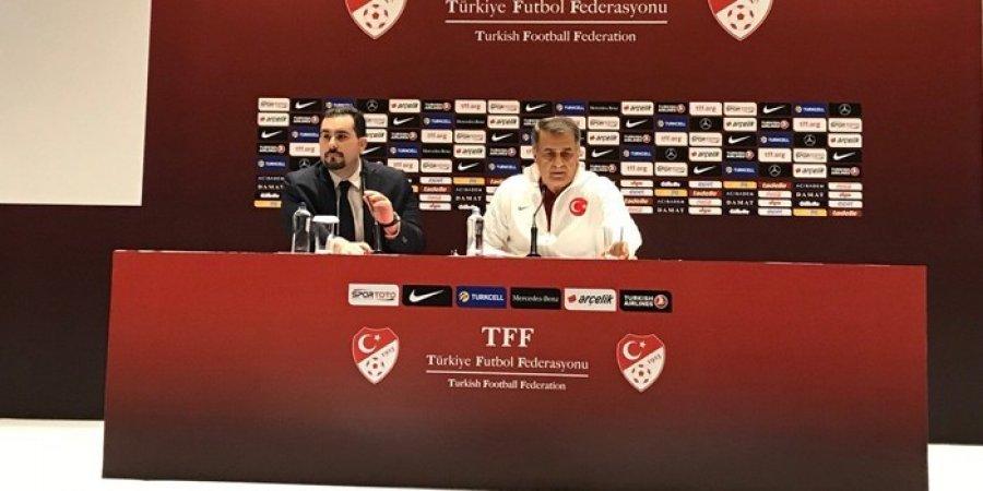 Trajneri i Turqisë  injoron  Shqipërinë  Rivalë kemi Francën e Islandën