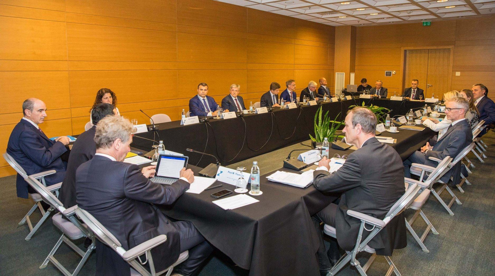 delegacioni-i-bqk-se-pjese-e-konferences-se-fmn-se-dhe-bankes-se-kroacise