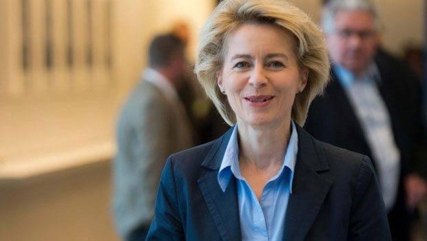 Ursula von der Leyen votohet presidente e re e Komisionit Evropian