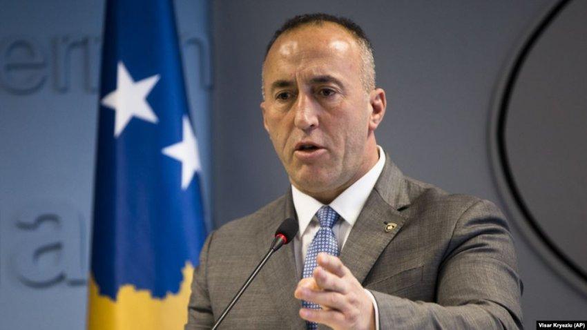 Haradinaj pasi Gjermania mori drejtimin e KE së  Të rifillojë dialogu Kosovë   Serbi