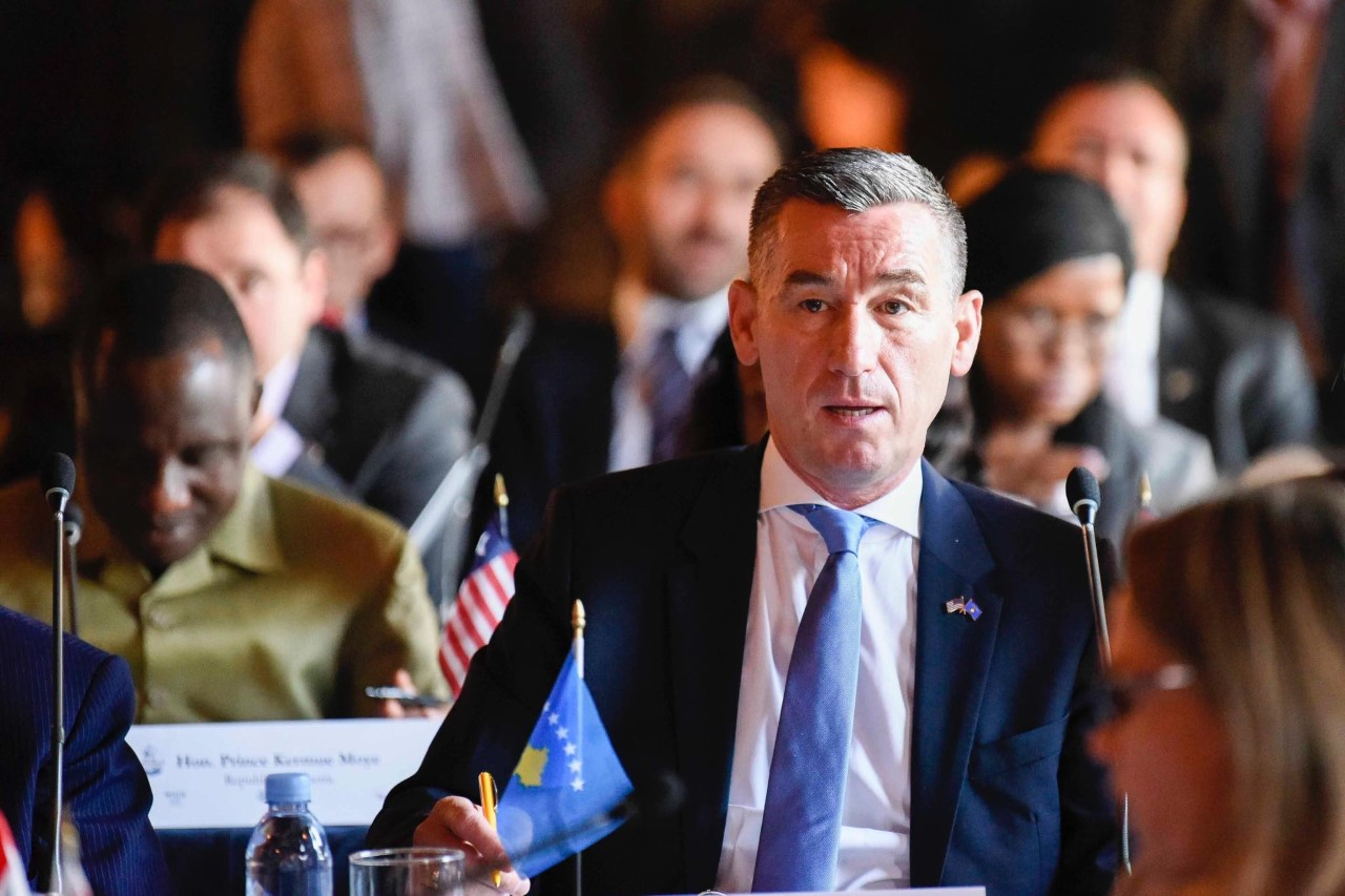 Veseli u bënë thirrje për njohje vendeve që ende s e kanë njohur Kosovën