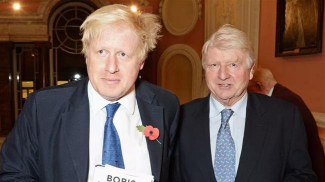 Babai i kryeministrit britanik  Borisi do të shërohet  është rritur në fshat me dele