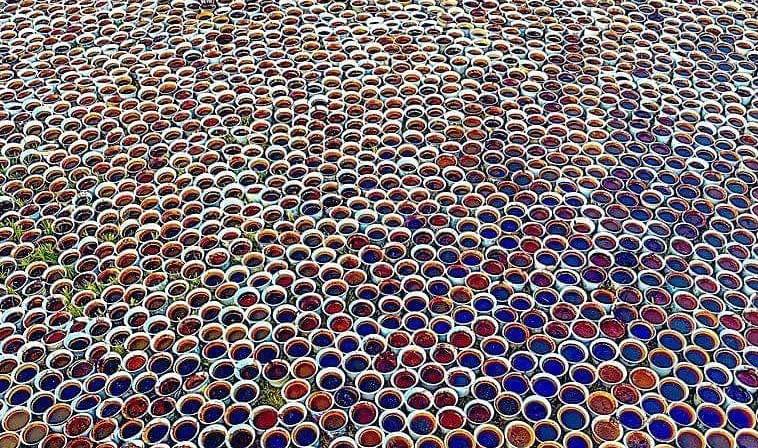 Prekëse  8372 filxhanë kafeje për viktima e Masakrës së Srebrenicës