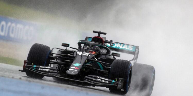 Hamiltoni niset i pari në Austri  zhgënjen Ferrari