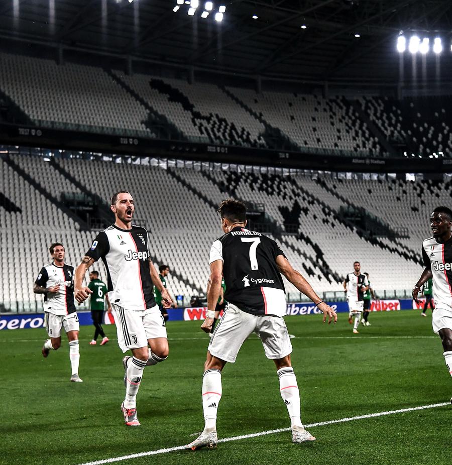 Ronaldo shpëton Juventusin nga humbja
